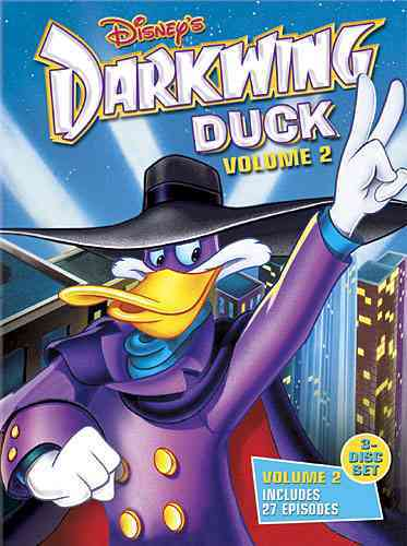DARKWING DUCK VOL 2 BY DARKWING DUCK (DVD)
