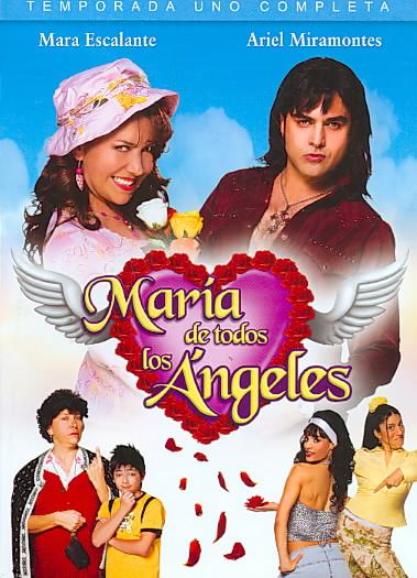 MARIA DE TODOS LOS ANGELES BY ESCALANTE,MARA (DVD)
