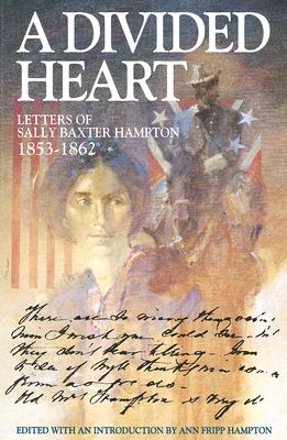 A Divided Heart By Hampton, Ann Fripp (EDT)